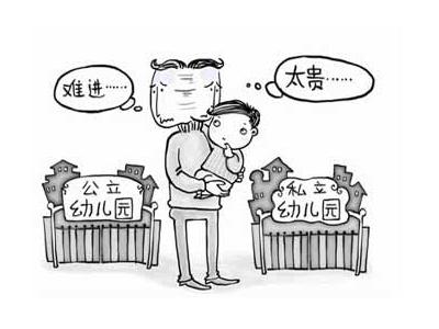 北京公立和私立幼儿园哪个好?
