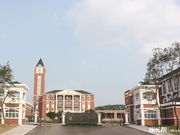 """解读""""高大上""""的重庆枫叶国际学校图片"""