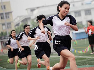中考考生如何应对中考体育失分痛点