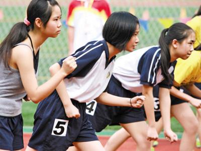 2015天津中考体育各项目训练技巧